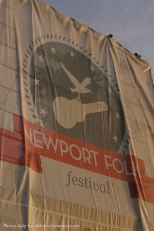 Newport Folk Festival 2012!