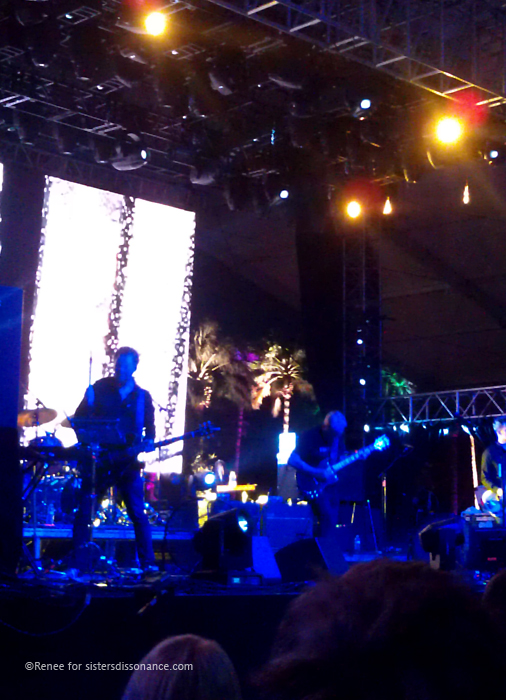 New Order, Coachella stage