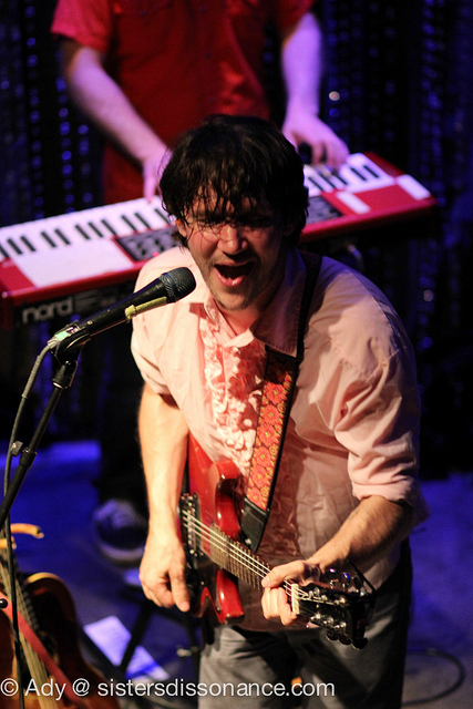 Tim Kasher (photo by Ady)